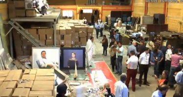 Aseguran bienes de Javier Duarte en bodega; diario de su esposa, con datos comprometedores