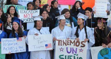 Aprueba el Senado la revalidación de estudios a 'dreamers' que sean deportados