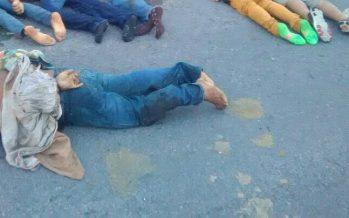 Hallan ejecutados a seis jóvenes que habían sido levantados el lunes en Guerrero