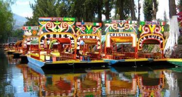 Inauguran compuertas ecológicas en Xochimilco para regular flujo de agua en canales