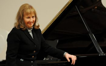 Falleció la prodigiosa pianista Eva María Zuk