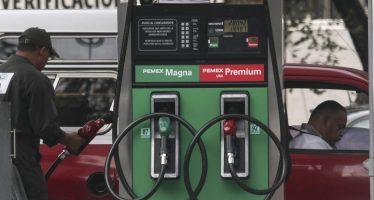 Bajará dos centavos la gasolina durante tres días, informa Hacienda