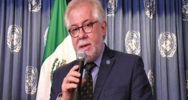 Se necesita replantear situación de desplazamiento migratorio en el mundo: ONU