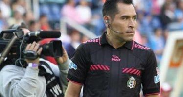 Árbitro accidentado, Igor Itzsvan Flores, salió de estado de coma tras operarlo