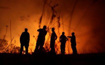 Chile logra controlar el incendio forestal más devastador de su historia