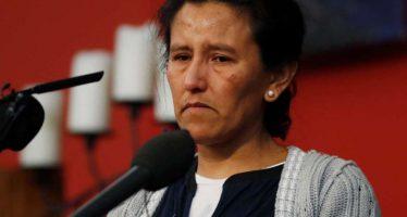 Mexicana se refugia en iglesia para evitar ser deportada; espera que le den la Visa U