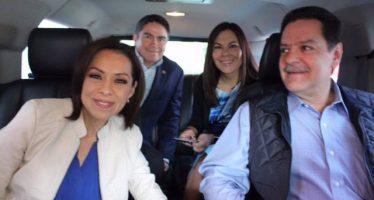 Josefina Vázquez Mota es precandidata del PAN al gobierno del Edomex