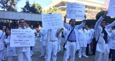 IMSS lamenta asesinato de médico residente en Hospital La Raza