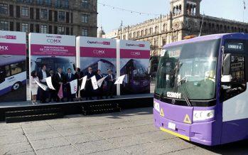 Piden incremento a tarifas de transporte colectivo en la CDMX