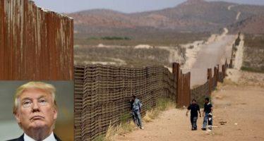 Republicanos ven inviable y rechazan construir el muro fronterizo con México