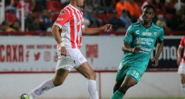 Necaxa pierde 1-2 ante Jaguares de Chiapas en la Copa MX
