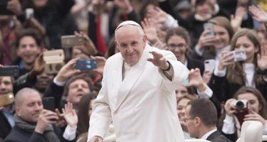 Papa Francisco advierte sobre posible guerra mundial por control del agua