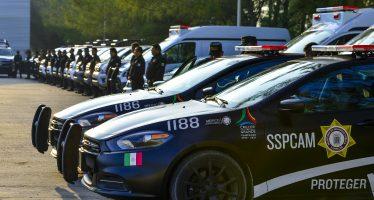 Campeche registra los menores índices de incidencia delictiva