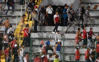 Sanción de un partido al estadio 'Pirata' Fuente; quieren terminar con las barras