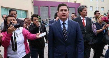 Ex gobernador Rodrigo Medina denuncia a juez que ordenó detenerlo