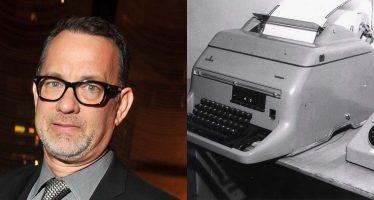 Tom Hanks revela su faceta como escritor de cuentos cortos
