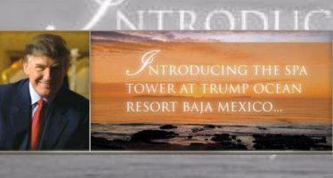 El turbio negocio inmobiliario de Trump en México