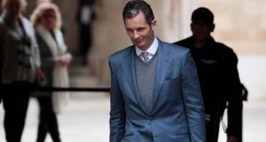 Cuñado del rey Felipe de España tiene libertad provisional sin fianza