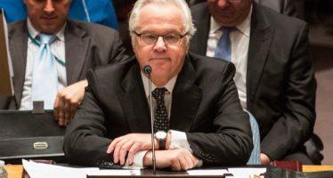 Murió el embajador ruso ante la ONU, Vitali Churkin