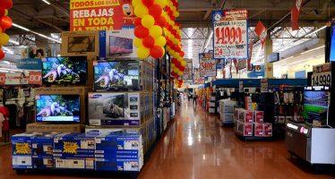 Un 93% de productos vendidos en WalMart son producidos en México