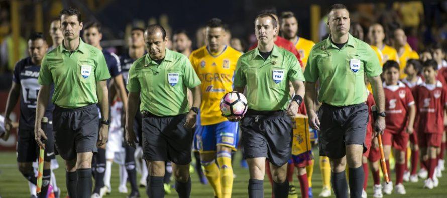 Árbitros suspenden partidos de la Liga MX; piden sanciones ejemplares, tras agresiones