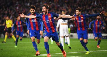 Barcelona golea 6-1 al Paris Saint-Germain, en épica remontada