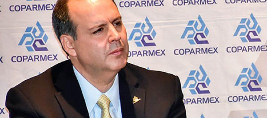 Empresarios invierten en México y economía sigue firme, dice la Coparmex
