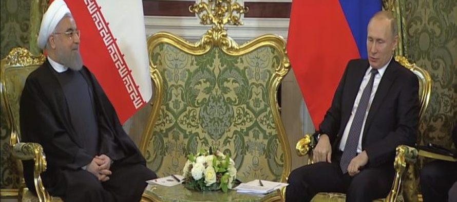 Rusia e Irán apoyan firmemente esfuerzos del gobierno sirio contra terroristas