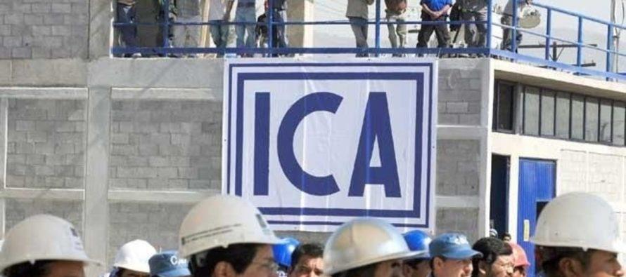 ICA solicita terminación de su registro en la Bolsa de EU