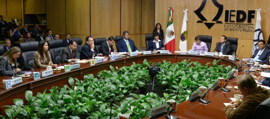 IEDF facilitará que residentes de EU puedan formar parte del padrón electoral mexicano