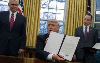 """Causas de la """"cacería de brujas"""" contra Donald Trump </span></p> Por: Jorge Santa Cruz"""