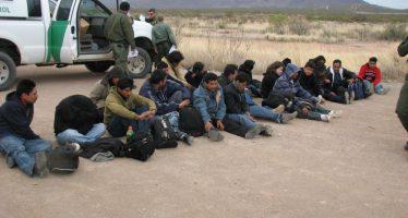 Aumentan las detenciones de inmigrantes en la frontera con EU