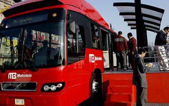 Transporte de pasajeros en la CDMX tendrá horario de día festivo, este lunes