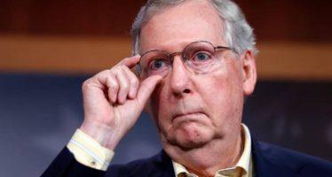 Líder republicano en el Senado de EU no cree que México vaya a pagar el muro
