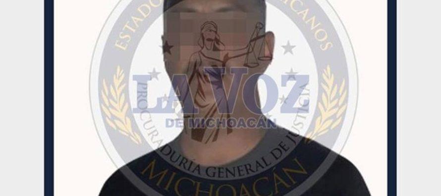PGJ de Michoacán captura a 'El Pelón'; Fiscalía pidió novedosa detención vía telefónica