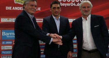 Korkut sustituye a Schmidt como entrenador del Bayer Leverkusen
