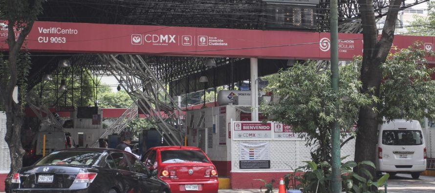 Se abrió la convocatoria para operar 55 centros de verificación en la CDMX