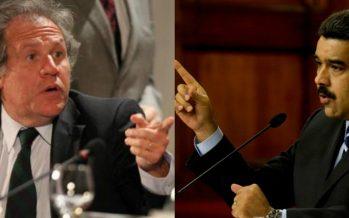Venezuela pide a la OEA suspender reunión que evaluará su situación democrática