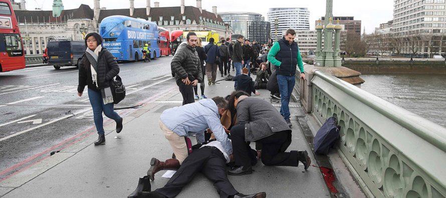 Embajada descarta que mexicanos hayan sido afectados por ataque terrorista en Londres