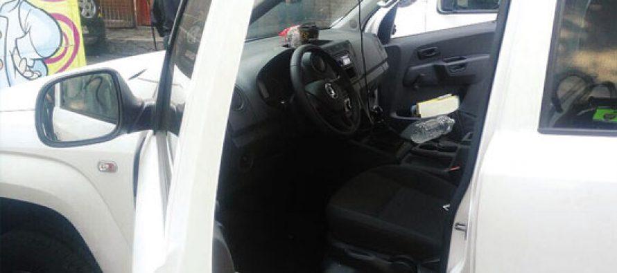 Hallan restos humanos en camioneta, en Monterrey; indagan de cuantas personas son