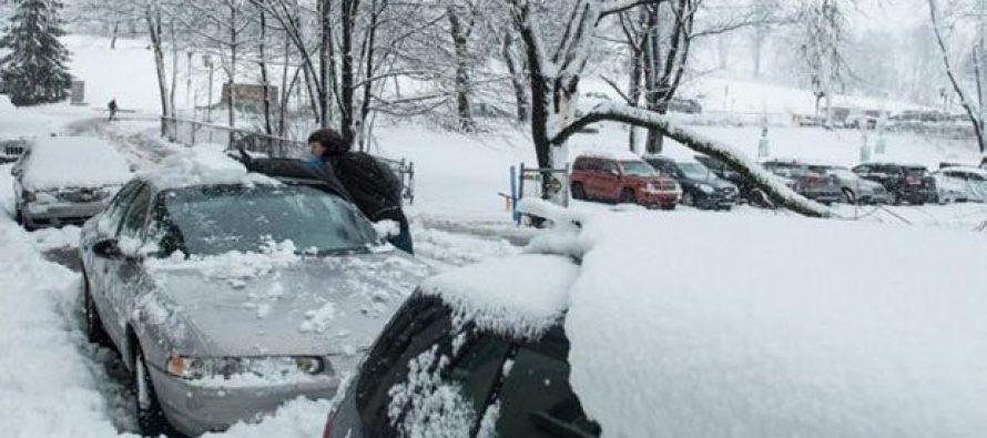 Fuerte tormenta de nieve produce seis muertos en el este de Canadá