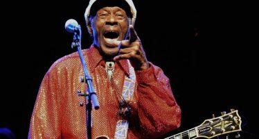 Familiares de Chuck Berry lanzan nuevo tema y disco del legendario músico