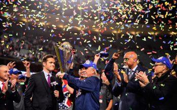 Estados Unidos, por primera vez, es campeón del Clásico Mundial de Béisbol