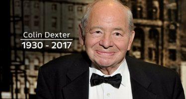Murió el escritor Colin Dexter, creador del Inspector Morse