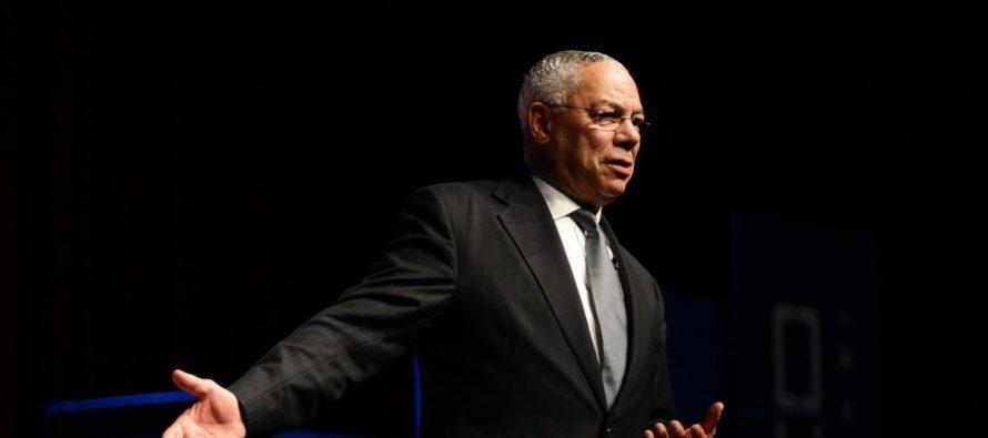 """""""No dejen que nadie los pisotee"""" en asunto del muro y la relación con EU: Colin Powell"""