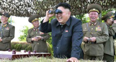 """Norcorea amenaza con ataque si EU y Corea del Sur """"infringen su soberanía o dignidad"""""""