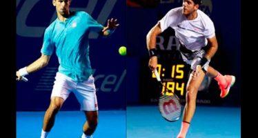 Djokovic se impone a Del Potro en gran partido; no fue revancha, dice el serbio