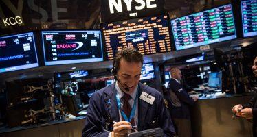 Dow Jones supera la marca de 21.000 puntos gracias al discurso de Trump