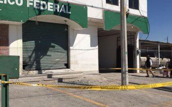 Hay explosión en instalaciones del MP y la PGR en Tula, Hidalgo