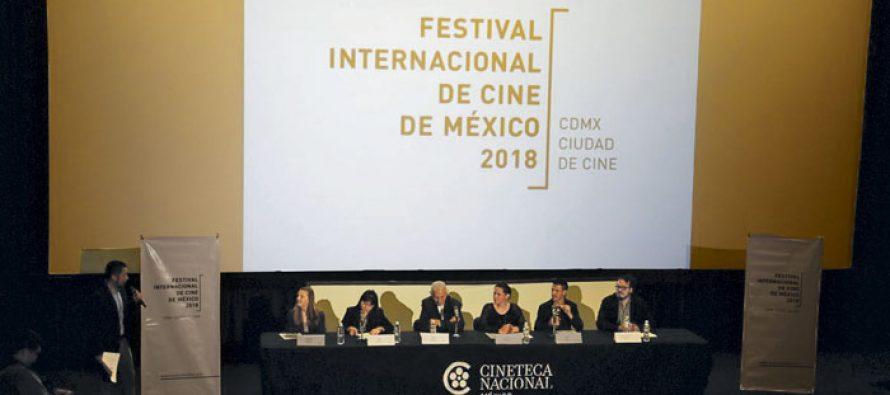 En junio será la primera edición del Festival Internacional de Cine en México